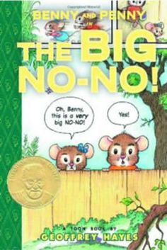 Benny And Penny, Big No-No By Geoffrey Hayes, 9781935179351., Literatura dziecięca