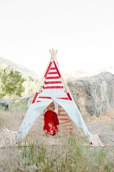 Teepee The Norah by TneesTpees on Etsy