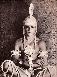 Rudolph Valentino #orientalism