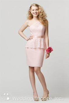 Bridesmaid dress Wtoo 692