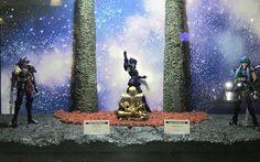 A Bandai publicou uma matéria com fotos e informações da edição mexicana do tour de 10 anos da Tamashii Nations, que aconteceu neste último final de semana. Sobre o novo projeto de Alma de Ouro (Soul of Gold), ela confirmou que realmente existe e está em andamento um projeto relacionado aos Cavaleiros de Ouro com as Armas de Libra, mas não revelou detalhes. Entretanto, há uma citação de que novidades serão divulgadas em breve. Tudo leva crer que este 'projeto' será relacionado aos bon...