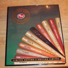 Post Cereal Baseball Album 1993-94 ( Promo ) in Sports Mem, Cards & Fan…