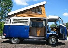 VW Camper Westfalia Amazing 6