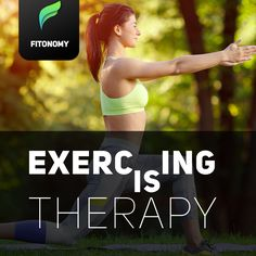 Exercising is therapy  #fitonomy#health#motivation#exercisemotivation