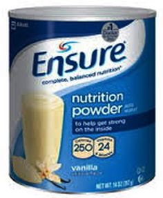 Ensure Balanced Nutrition Powder Vanilla 14 oz (Pack of 3) For Sale http://10healthyeatingtips.net/ensure-balanced-nutrition-powder-vanilla-14-oz-pack-of-3-for-sale/
