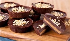 In The Kitchen With Stefano Faita - Chocolate Peanut Butter Cups Chocolate Peanut Butter Cups, Peanut Butter Filling, Best Peanut Butter, Natural Peanut Butter, Chocolate Peanuts, Melting Chocolate, Homemade Chocolate, Vanilla Sheet Cakes, Bacon Mashed Potatoes