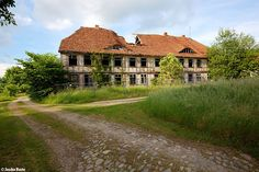 Gutshaus Rey (D) June 2014 abandoned house in the former east Germany DDR urbex decay Photo by: Jascha Hoste