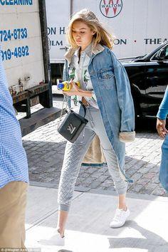 Gigi Hadid Model Style 3