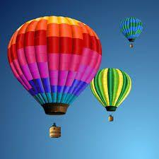 「気球 イラスト」の画像検索結果