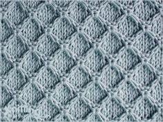reversible-stitch-patterns | Knitting Stitch Patterns