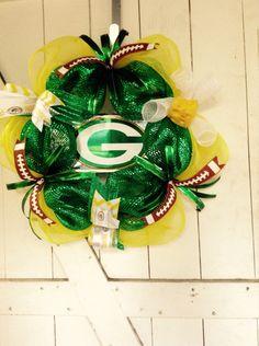 Greenbay wreath