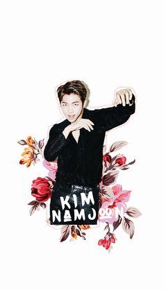 BTS / Namjoon / Wallpaper ©btslocks_