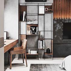 Discover 5 Contemporary Living Room Designs By Top French Designers Interior Design Magazine, Interior Design Trends, Office Interior Design, Office Interiors, Interior Design Inspiration, Design Ideas, Contemporary Interior Design, Blog Design, Magazine Design
