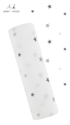 Star light, star bright, wrap your little one in our breathable and cozy cotton muslin twinkle star swaddle for dreamy nights.