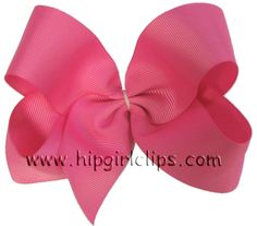 Hair Bows How To