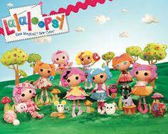 colección lalaloosy
