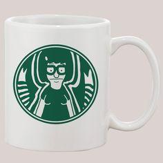 Tina Blecher Coffee Mug 11oz Ceramic