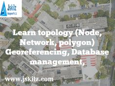 Learn the distinction and contrast between CAD & GIS. Get to know how GIS add features to CAD system. JSKILZ Management Noida delivers authentic designing training. Learn topology (Node, Network, polygon) Georeferencing, Database management, etc. Learn it from industry experts and technical trainers at a very low cost. Get 24*7 supports!! We've our own placement cell. So, we guarantee placement in just 1 month! Visit…