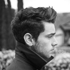 Hairstyles For Thick Hair Men