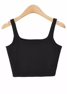 Crop Top ( in 8 Colors ) Crop Tops, Tank Tops, Basic Tank Top, Bra, Color, Women, Fashion, Eye Brows, Blouses
