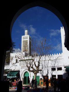 Mosque, Tetouan, Morocco