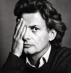 Richard Avedon photographed by Irving Penn