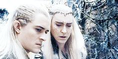someone knocked the ice-cream off thranduil's cone and he is sad so leggy is going to beat the moron up.