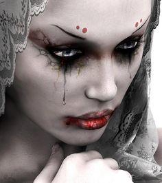 As She Wept For Her Master Return