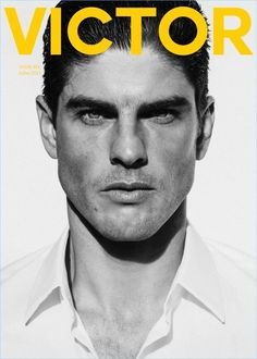 Champion: Evandro Soldati Stars in Victor Cover Shoot - The Fashionisto