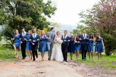 Real Wedding at Diamant Estate {Suzanne