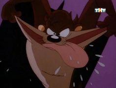 Check out all the awesome looney tunes gifs on WiffleGif. Including all the bugs bunny gifs, daffy duck gifs, and cartoon gifs. Tasmanian Devil Looney Tunes, Foghorn Leghorn, Elmer Fudd, Yosemite Sam, Pepe Le Pew, Daffy Duck, Bugs Bunny, Imagines, Mind Blown