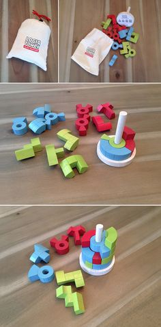 Pediatrics, Geri, TBI - Logiq Tower. A challenge. Different approach to puzzle. Works on cognition and fine motor