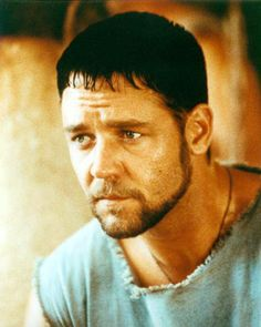 No Sexy Men board would be complete without Russell Crowe