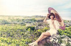 Jo Yoon-hee // CeCi Korea // July 2013