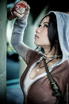 DmC: Devil May Cry cosplay - Kat by CosplayInABox on deviantART