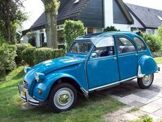 Citroen 2CV6 club - 1983 Auto Motor, Motor Car, Psa Peugeot, 2cv6, Car Trailer, First Car, Beach Cottages, Old Cars, Cars And Motorcycles