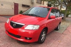 MAZDA MPV 2.0 16v CRTD Active Mazda, Bmw, Vehicles, Vehicle