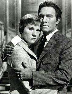 The Sound of Music... JULIE ANDREWS AND CHRISTOPHER PLUMMER