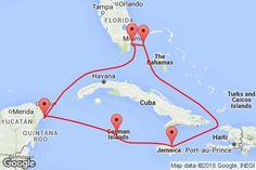 Kreuzfahrten, Schiffsreisen - Kreuzfahrt Angebote bei e-hoi online buchen