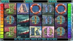 Choose your casino online bellow to play #BattleOfTheAtlantic video slot machine and learn more about the #game. It's packed with animated icons and #bonus features.  Play Battle of the Atlantic video slot machine online to enjoy an exciting, fast game with a theme based on the World War II #naval and air force.