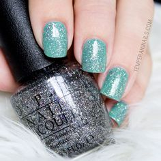 OPI – My Voice Is A Little Norse över My Dogsled Is A Hybrid