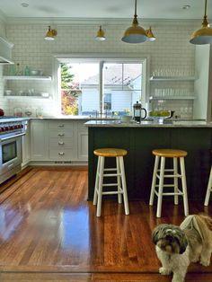 Hazardous Design: Kitchen Reno Reveal!