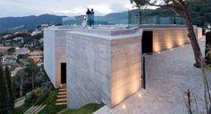 X House – дом мечта на хълмовете край Барселона