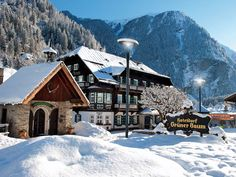 13 Ski and Spa Vacations for People Who Hate Skiing - Bad Gastain, Austria