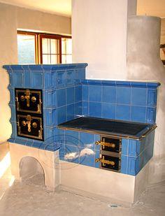 Kitchen Stove, Stove Oven, Small Log Cabin, Vintage Appliances, Vintage Tableware, Stove Fireplace, Rocket Stoves, Küchen Design, Diy Storage