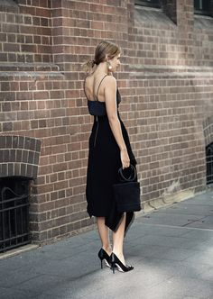 When In Doubt, Wear Black — BADLANDS