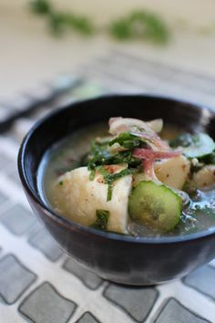 冷たくて美味しい冷汁 by まろんかふぇ [クックパッド] 簡単おいしいみんなのレシピが243万品