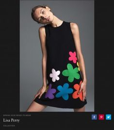 Lisa Perry Spring 2019 at Barneys New York Nice Dresses, Casual Dresses, Summer Dresses, Holly Fulton, Barneys New York, How To Look Pretty, Designing Women, Vintage Designs, Ready To Wear