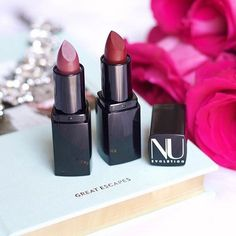 NY-Join us for complimentary makeovers with the NU Evolution founders this Thursday 10/13 from 5:30 to 7:30. Experience their fall looks from their beautiful foundations and gorgeous lip colors. 📷❤️ @organicbunny 👆🏽 tix with link in profile