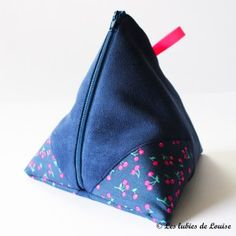 Sewing patterns free handbags zipper pouch 22 ideas for 2019 Diy Trousse, Diy Pochette, Coin Couture, Couture Sewing, Bag Patterns To Sew, Sewing Patterns Free, Free Sewing, Diy Bags No Sew, Diy Fashion No Sew